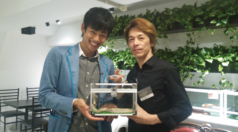 NHK「ニュース シブ5時」で紹介されました