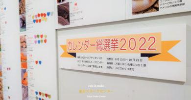 カレンダー総選挙2022中間発表! 3/4